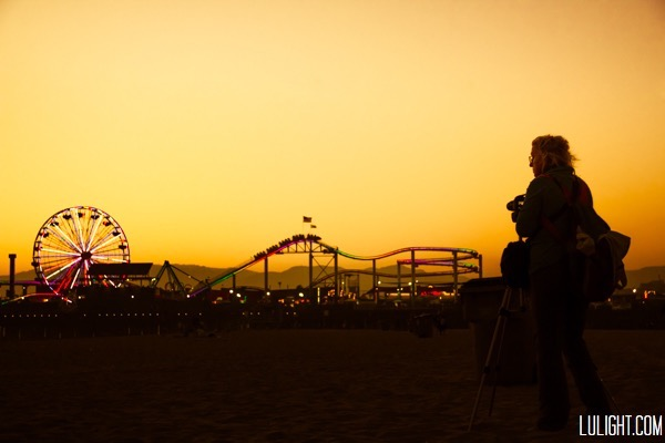Santa Monica Photo Walk