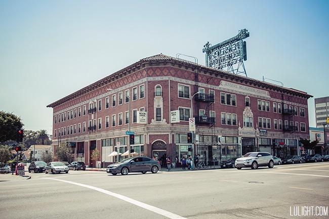 Silverlake LA Sunsey Street_new