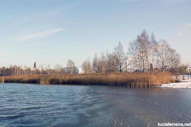 November In Helsinki
